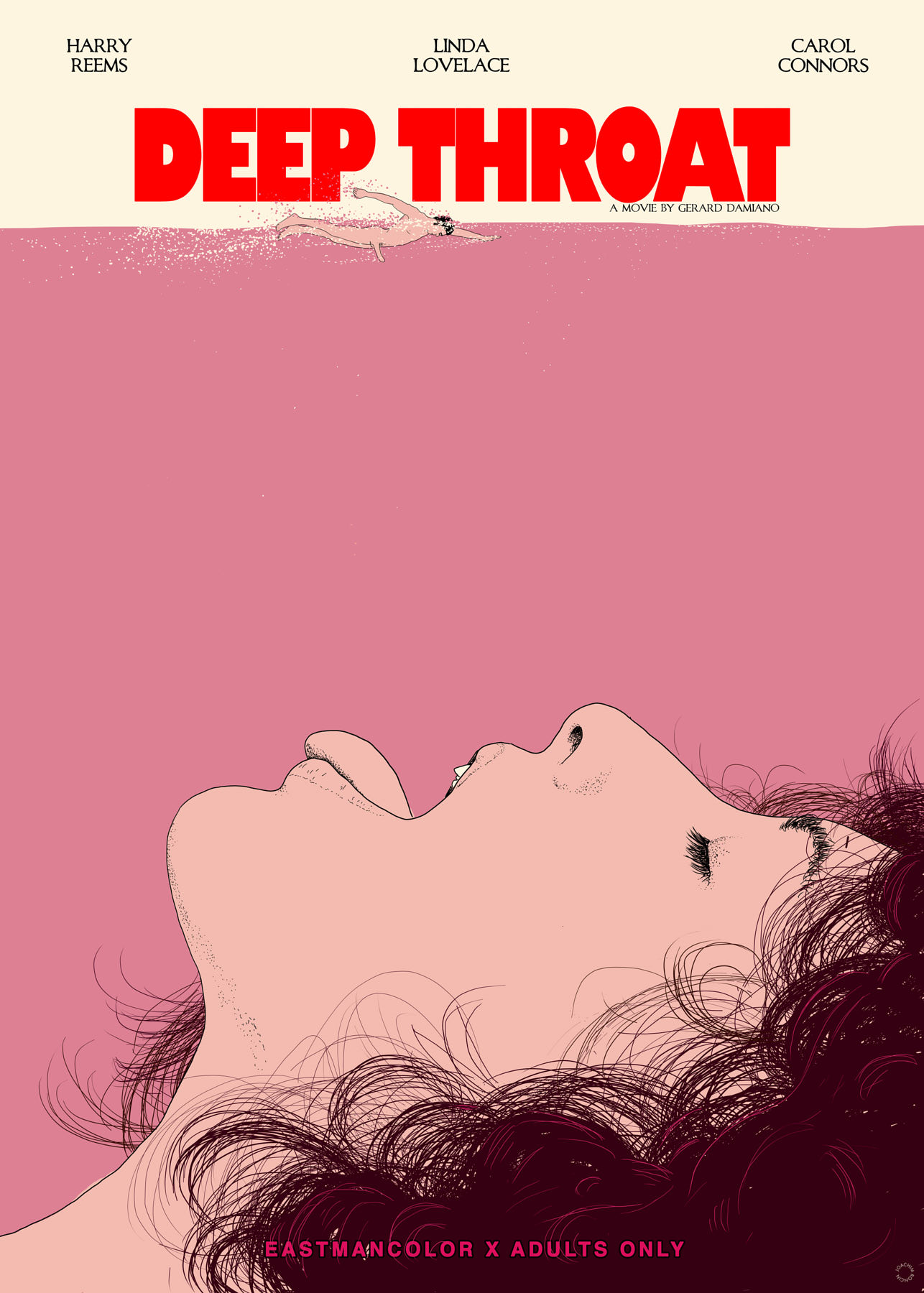 1972 deep throat the movie criticism write